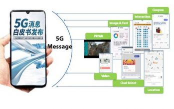 ZTE assists China Mobile to send China's first 5G message