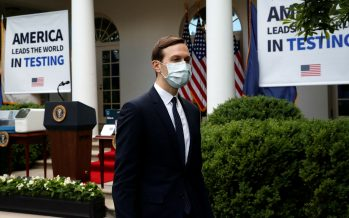 White House directs staff to wear masks after officials contract coronavirus