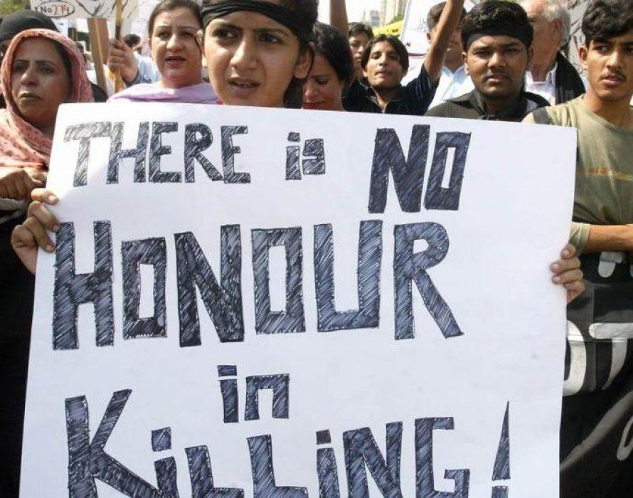 Pakistan police arrest three over 'honour killing' of teenage sisters
