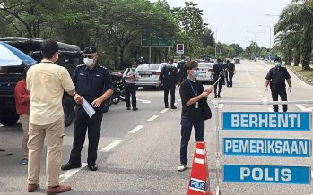 MCO: Kelantan police ask public to use new permission letter