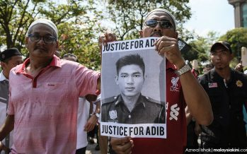 Adib's father submits representation on committal proceedings against Tommy Thomas