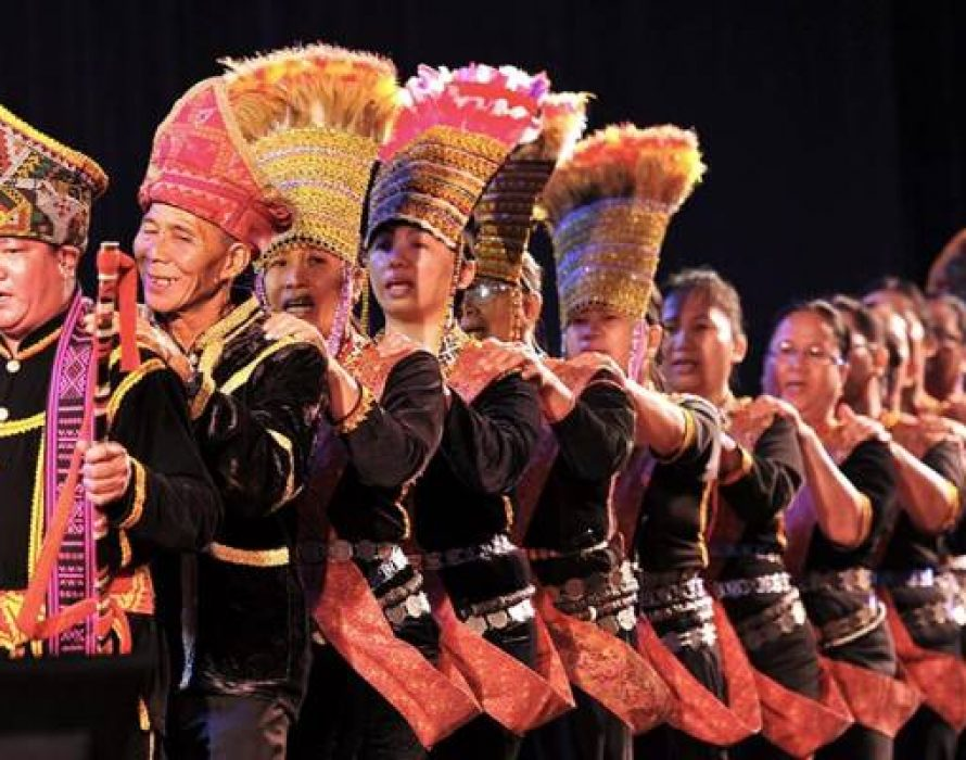 PM conveys Kaamatan Festival, Gawai Day greetings