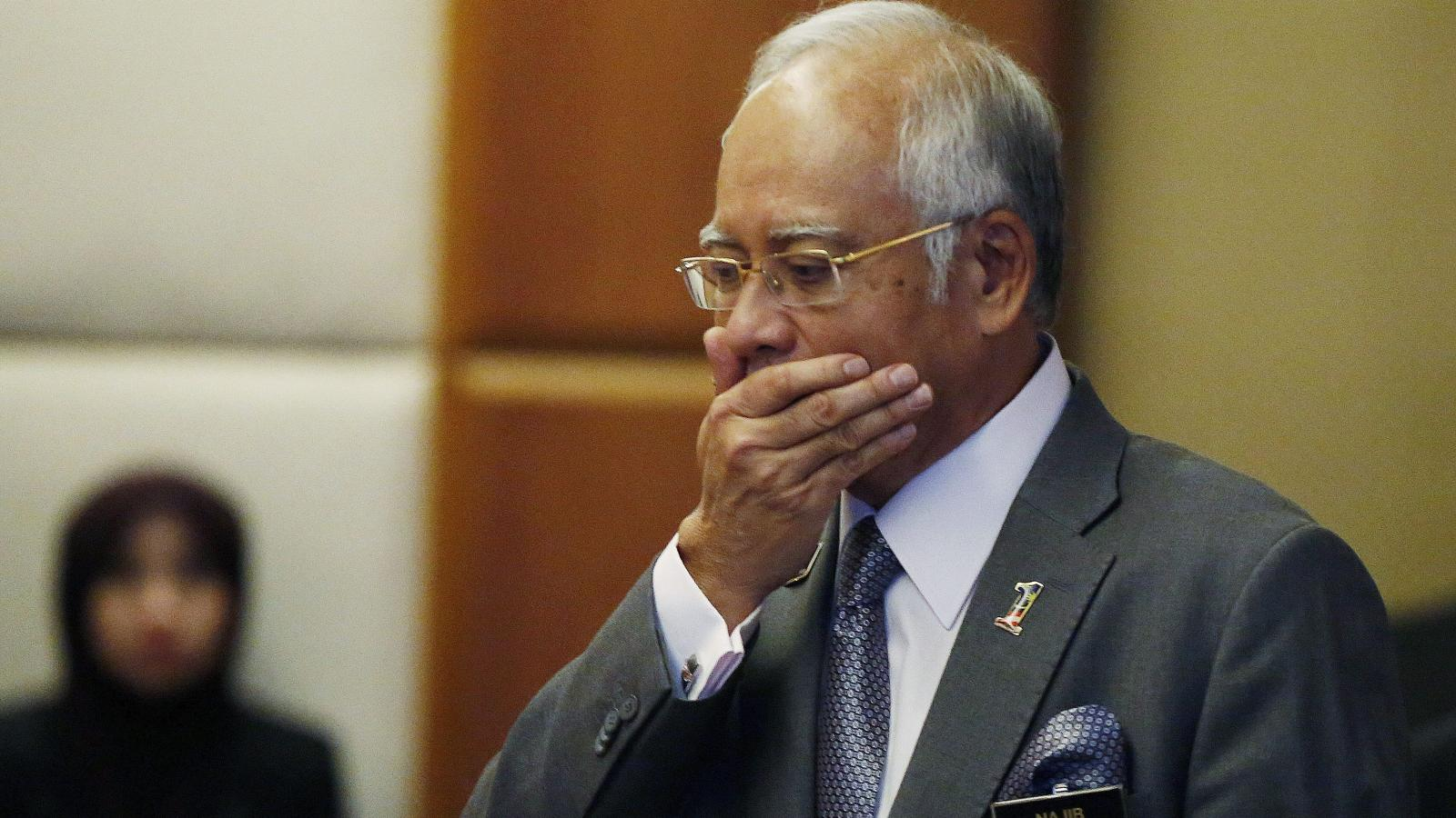 IRB's Application For Summary Judgment Against Najib