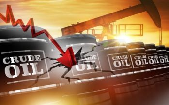 Oil falls as U.S.-China tensions take toll