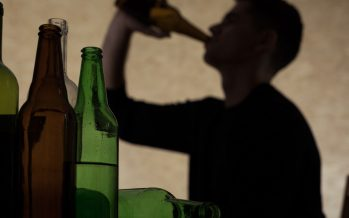 Four men drinking at entertainment centre arrested