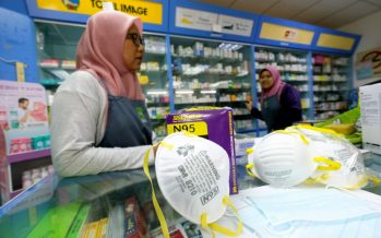 Overpriced face masks: Grocery store owner slapped with RM10k compound