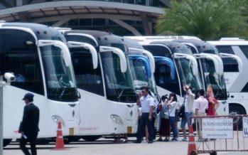 Tour bus operators seek govt's assistance