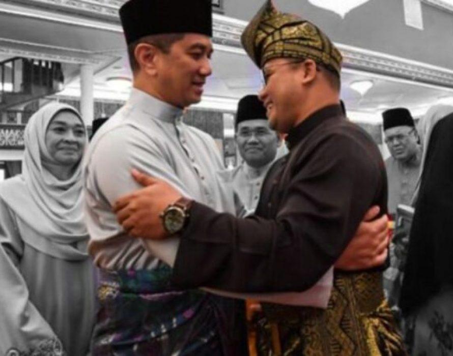 No secret meeting between Selangor MB and Azmin, Hamzah