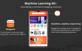 Banggood Enables Smart Shopping with New Feature Added through Huawei Mobile Service (HMS) Ecosystem