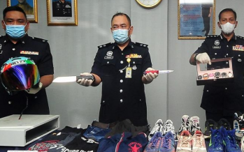 Shah Alam police cripple two robbery groups, nab four for drug offences