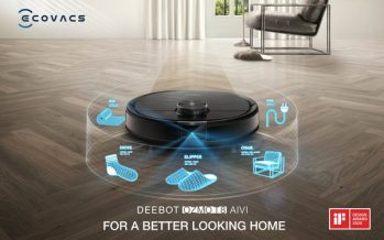 ECOVACS ROBOTICS Launches the DEEBOT OZMO T8 Family Putting AI to Work For a Better Looking Home