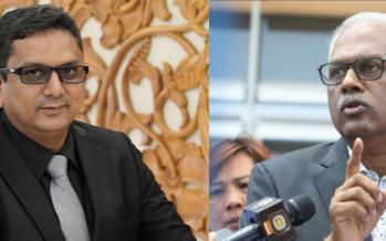 Edmund Santhara received brickbats for claiming anti-Rohingya xenophobia linked to DAP