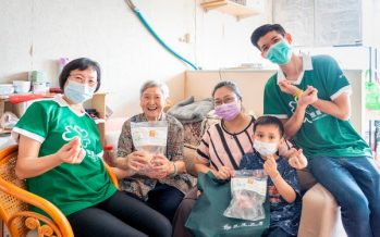 Hang Lung Offers Food and Basic Necessities to Unemployed and Underprivileged Families Impacted by COVID-19