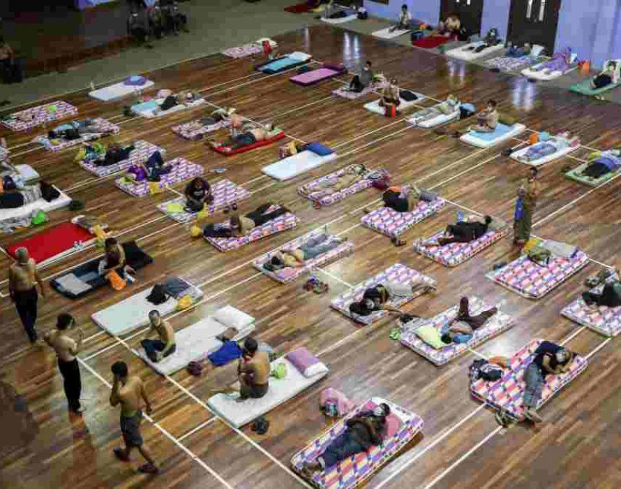 360 homeless folk in city to undergo training for work