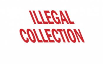 Postman pays price for making illegal collection