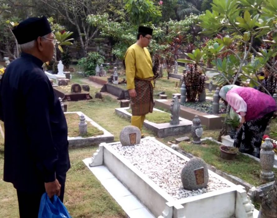 Aidilfitri: Ban on Muslims from visiting cemeteries in Selangor