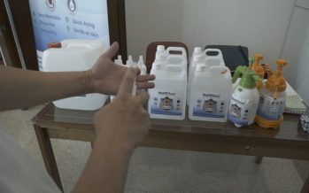 NaOClean Asia to donate 10,000 litres of disinfectant solution to churches and nursing homes