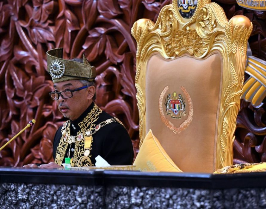 After audience with Agong, political party leaders meet on PM candidate