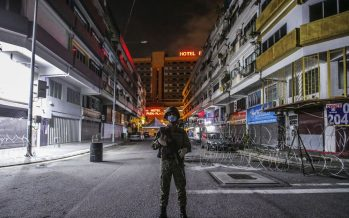 Police thwart foreigner's escape bid from Pudu market area