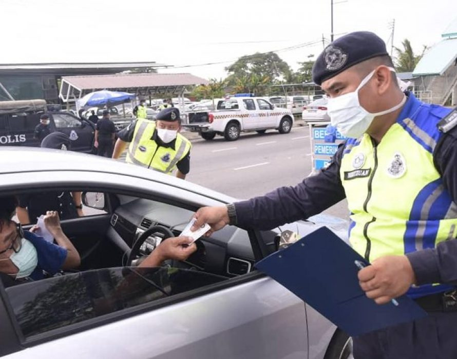 Sabah placed under CMCO from Oct 13 to Oct 26
