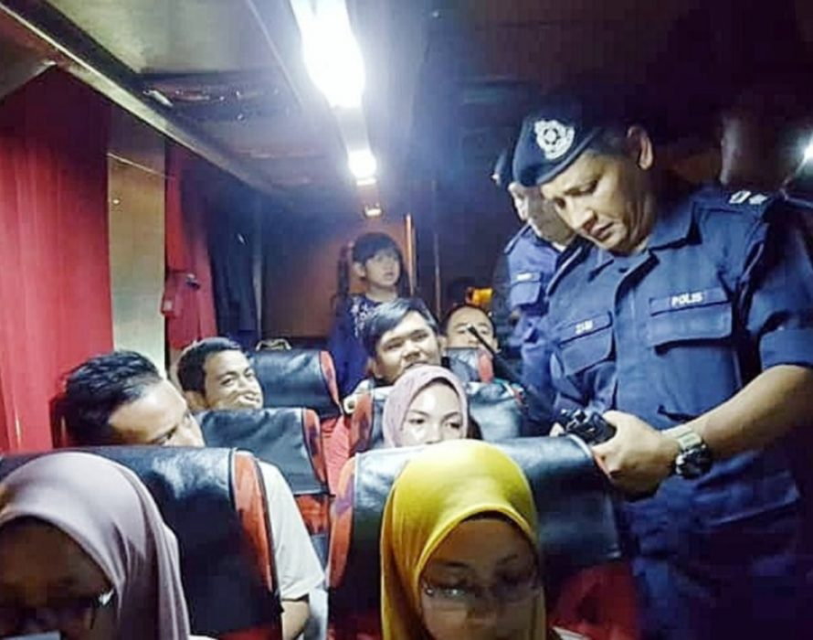 Sabah police form special team to monitor Hari Raya activities