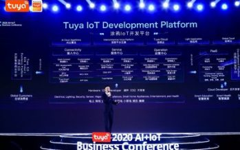 Tuya Smart unveils 2020 strategy, launches Cloud Development Platform to global developers during the AI+IoT Business Conference