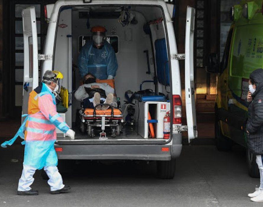 Chile's hospitals under strain as coronavirus cases near 70,000, president says