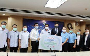 Yili Group Donates Over 170,000 Face Masks to Thailand in Coronavirus Fight
