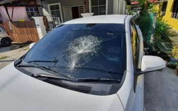 Police probing into Penang PKR Youth Chief's car vandalism case