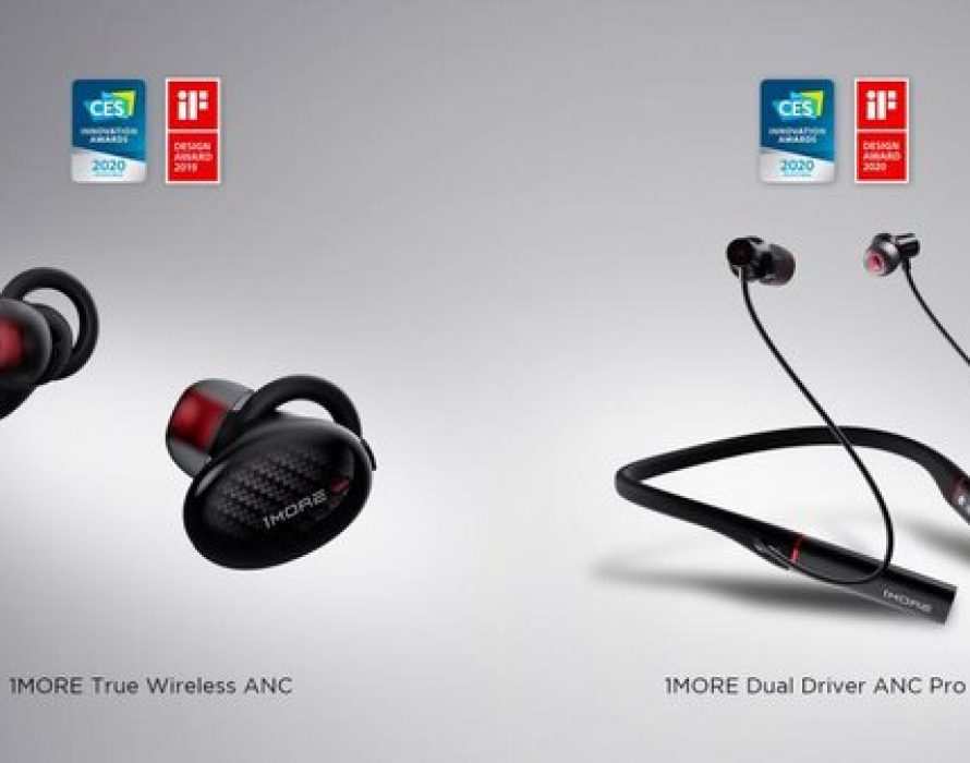 1MORE Announces Launch of ANC Series Headphones in Japan