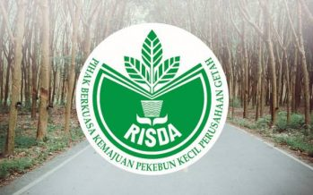 Gov't committed to uplift 500,000 Risda smallholders