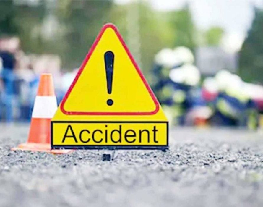 Man, wife die in Tampin road accident