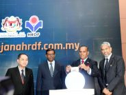 Penjana HRDF initiatives : 20,000 jobs to be made available in phases