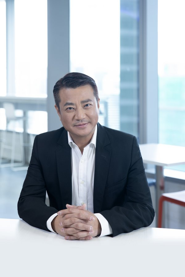 Mr. Charles Hung, CEO & Executive Director of Blue