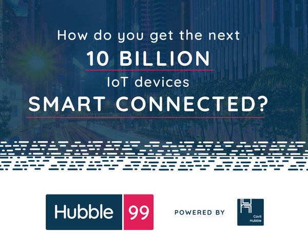 Hubble99: The world's first truly global IoT adoption plan