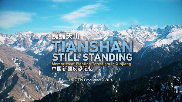 Tianshan Still Standing