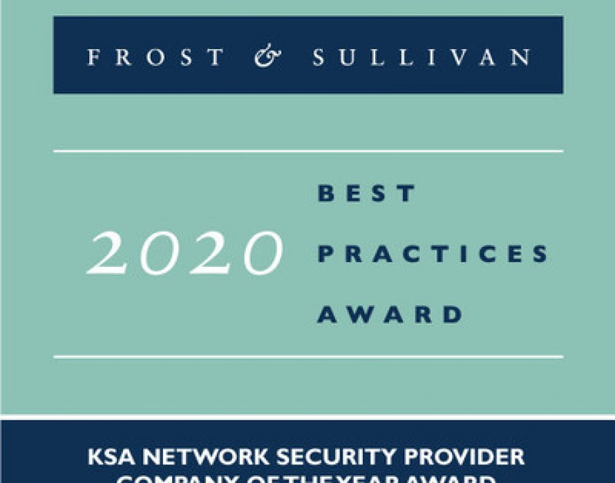 Fortinet Lauded by Frost & Sullivan for Dominating the KSA Network Security Market with its Comprehensive Network Security Solutions