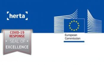 "Herta Awarded the Highly Competitive ""COVID-19 Response Seal of Excellence"" From the European Commission"