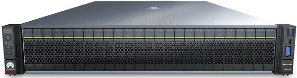 Figure 1 FusionServer Pro 2488H V6 intelligent server