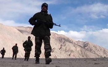 Sizeable number of Chinese troops in eastern Ladakh, India has done what it needs to
