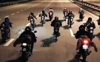 Police to intensify monitoring of illegal racing, motorcycle convoy