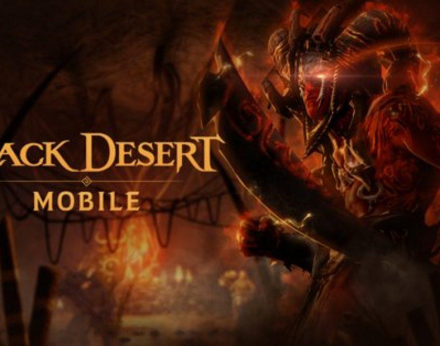New World Boss Enraged Giath Now Available in Black Desert Mobile