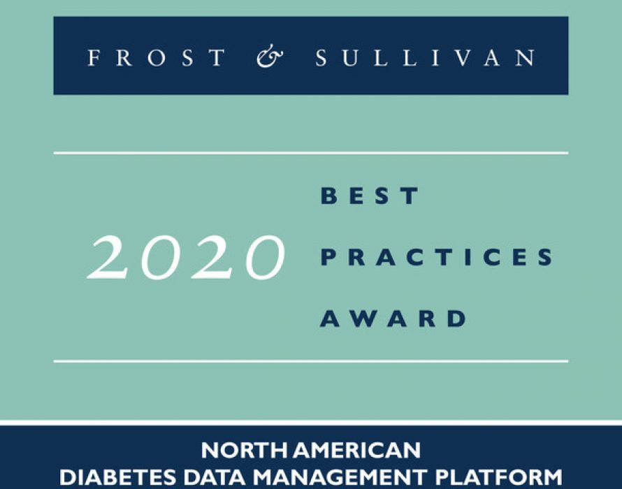 One Drop Commended by Frost & Sullivan for Its Industry-leading Connected Glucose Meter and Smartphone Application