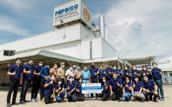 PepsiCo Thailand Commits 18,000,000 Baht to Supporting COVID-19 Relief Efforts in Thailand