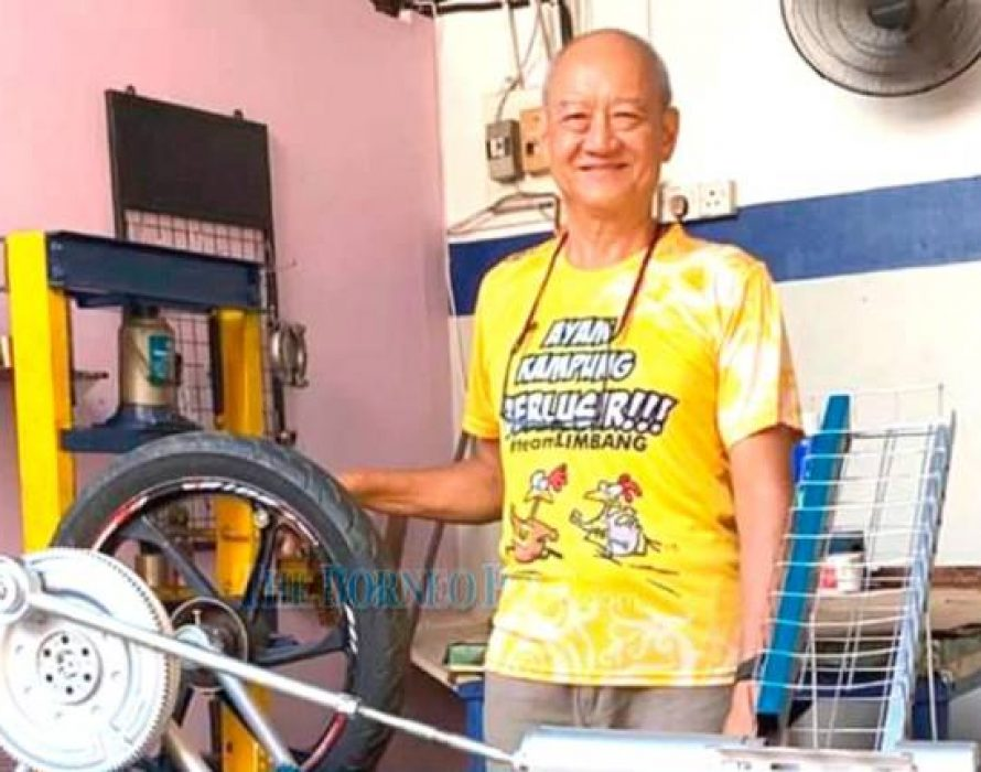 Man makes good use of MCO to create can crusher