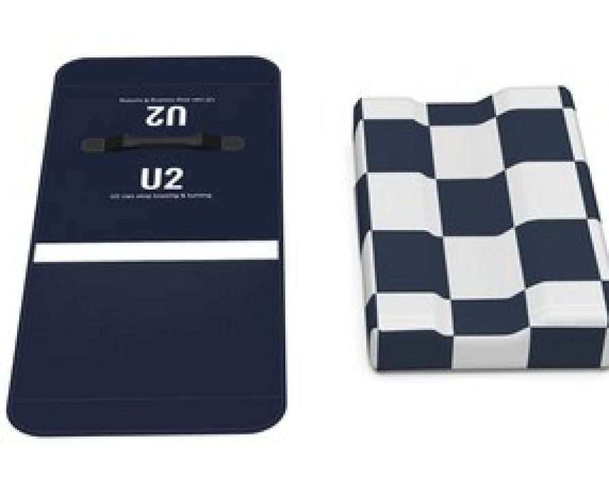 U2(TM) Unveils Its First Stop Tossing & Turning Pillow on Kickstarter