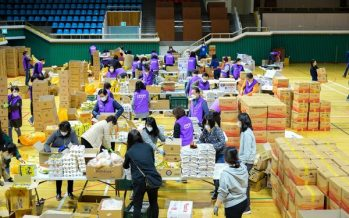 Wealth sharing campaign spreading in Suncheon to aid coronavirus victims