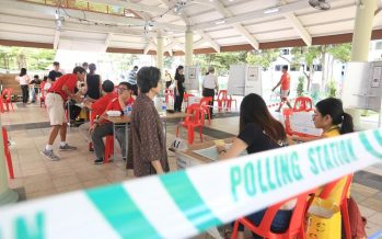 Singaporeans set to decide on new government in the face of Covid-19