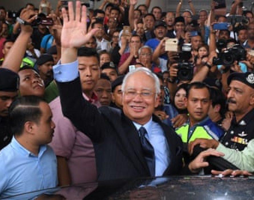Updates: Najib's SRC trial verdict