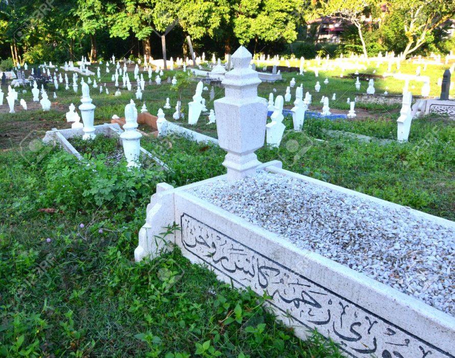 Sarawakian graves hit by tomb raiders